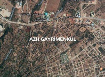 BAŞKARCI'da GÖVEÇLİK YOLUNA YAKIN  4.350 m2 YATIRIMA UYGUN TARLA