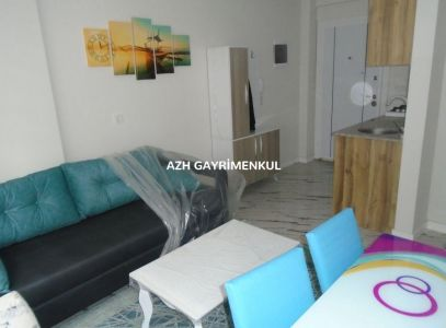AKKONAK MAHALLESİ HASTANE YAKINI  KİRACILI APART 1+1  45 m2