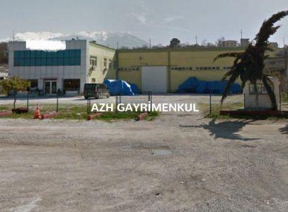 ANKARA ASFALTI YOL ÜZERİ 2600 M2 KAPALI ALANI, 6.574.00M2 ARSASI