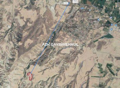 24.100 m2 MOLLAAHMET, kumkısık yakını SATILIK tarla ana yola 2.700 metre